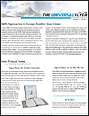 The Universal Flyer, Volume 2, Issue 3