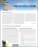 Universal Flyer, Volume 9 Issue 1