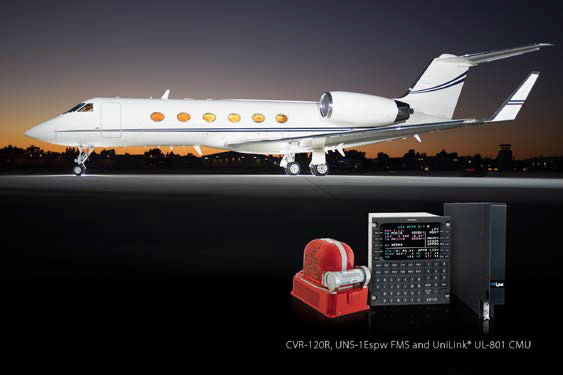 FANS STC for Gulfstream Aircraft Expected Second Quarter 2014