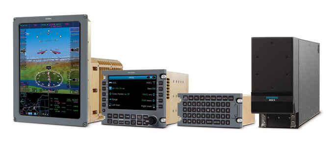 Key Milestone Achieved With  TSO Submittal for Universal Avionics InSight®