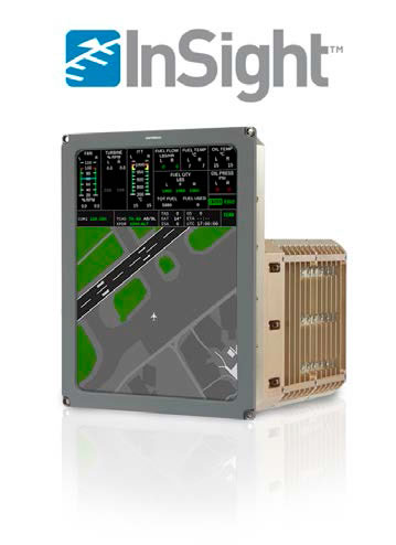 InSight™ Integrated Flight Deck First in BizAv Market to Utilize Jeppesen® AMDB Data