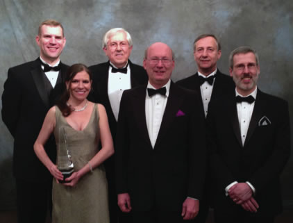 RTCA Special Committee 213 Receives Prestigious