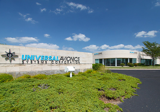 Universal Avionics Systems Corporation Midwest Office