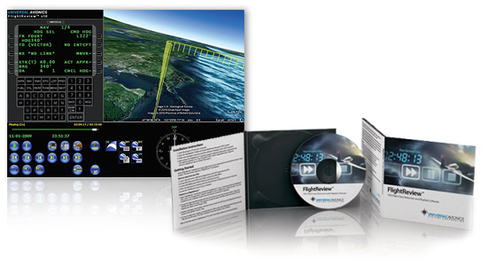 FlightReview FMS Flight Data Reduction and Playback Software