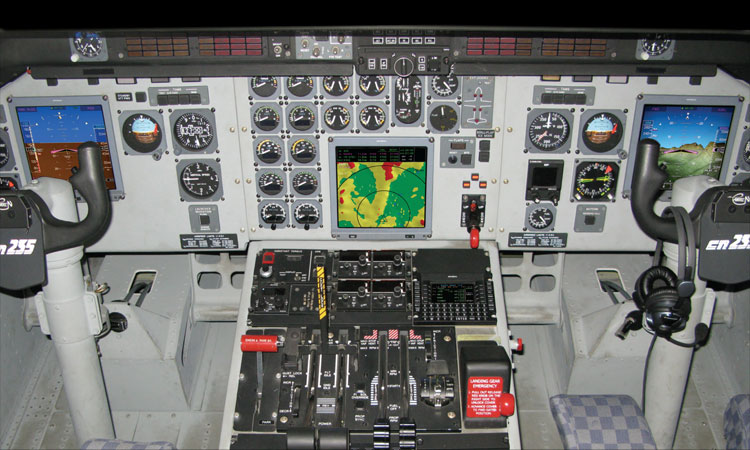 Flight Deck After