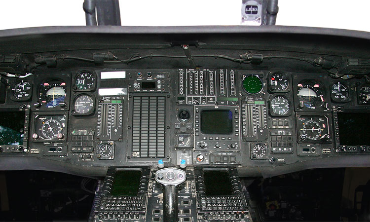 Flight Deck Before