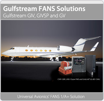 Gulfstream FANS Solutions