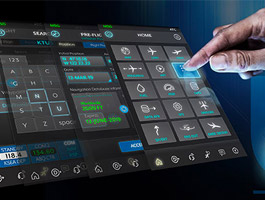 Universal Avionics Unveils Next Generation Software-Based FMS