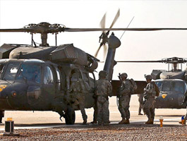 Universal Avionics FMS Selected for U.S. Army's Black Hawk FANS Program