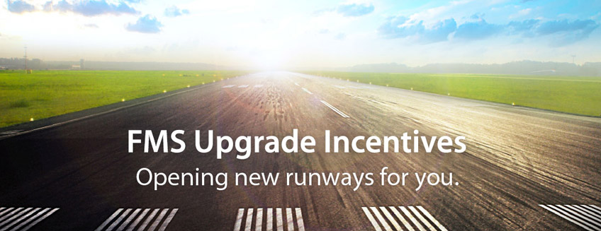 FMS Upgrade Incentives