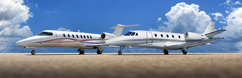 Universal Avionics FMS Upgrade Incentive Program Available for Learjet 40/45/40XR/45XR and Citation Excel/XLS
