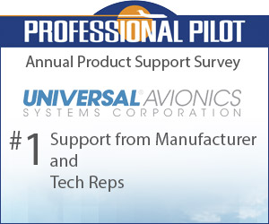 Professional Pilot Support Survey