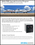 Learjet/Citation SBAS-FMS Upgrade Incentive