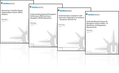 Universal Avionics White Papers