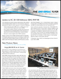 The Universal Flyer, Volume 4, Issue 1