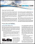 The Universal Flyer, Volume 6, Issue 1