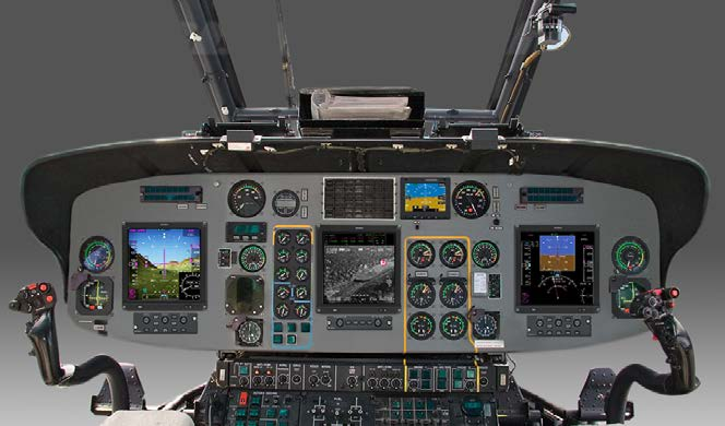 Universal Avionics Completes 2nd Round of Ground Testing to Support Super Puma Display Installations