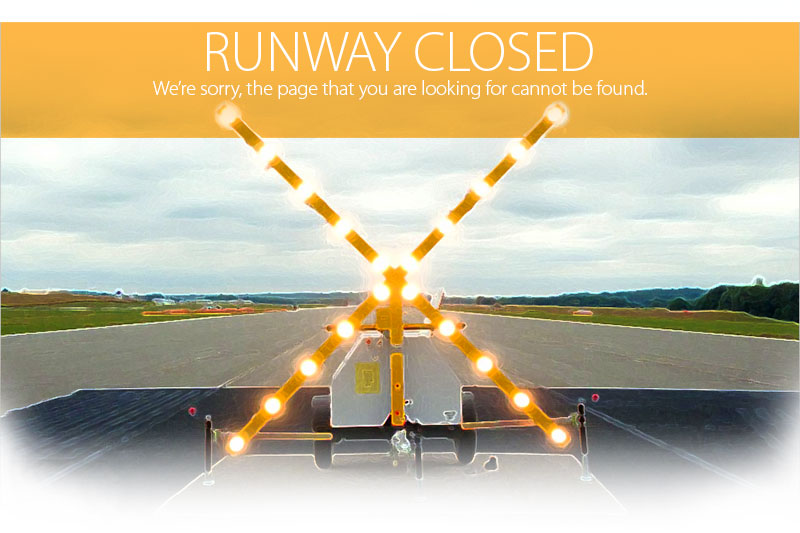 Runway Closed