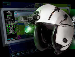 UA Unveils New InSight™ Display System + Heli-ClearVision™ EFVS Helicopter Flight Deck at 2019 Heli-Expo